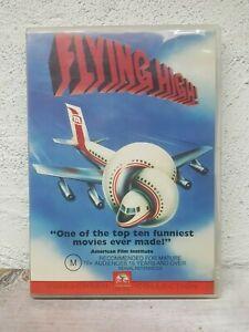 Flying High DVD - Leslie Nielsen 1980 - WIDESCREEN EDITION
