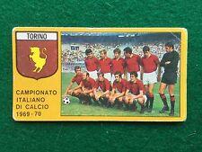 CALCIATORI 1969-70 69-1970 TORINO SQUADRA , Figurina Panini (NEW)