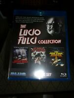 THE LUCIO FULCI COLLECTION - TRIPLE FEATURE - BLU-RAY - WATCHED ONCE!!!