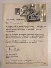 M.I. Hummel Club Charter Member Celebrating 25 Years