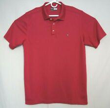 Callaway Opti-Dri Mens Size XL Pink Short Sleeve Golf Polo Shirt