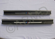 BMW E46 3 SERIES COUPE & CONVERTIBLE M SPORT SILL STRIPS