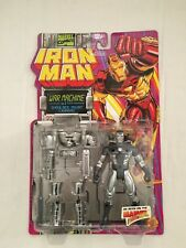 Vintage Marvel IRON MAN - War Machine With Shoulder Mount Cannons TOYBIZ 1994