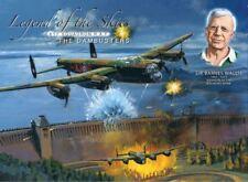 15x20cm The Dambusters Lancaster aircraft Sir Barnes Wallis WW2 metal wall sign