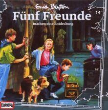 CD * FÜNF FREUNDE - HÖRSPIEL / CD 14 - MACHEN EINE ENTDECKUNG # NEU OVP =