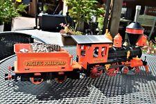 "Playmobil Eisenbahn;Western-Dampflok ""Steaming Mary"" Art.-Nr. 4054, auch Spur G"