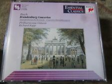 "Richard Kapp / Philharmonia Virtuosi ,""J.S.Bach:Brandenburg Concertos"" 2 CD"