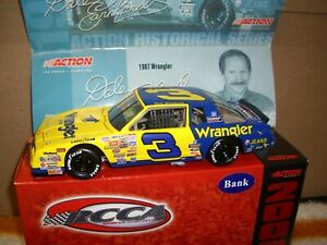 1/24 Action RCCA 2000 Dale Earnhardt 1987 Wrangler CWB one of 2004