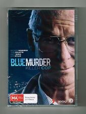 Blue Murder - Killer Cop (Australian TV Drama) Dvd 2-Disc Set Brand New Sealed