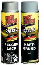 Fast Finish Car Rallye Haftgrund grau 292811 Felgenlack silber 292842