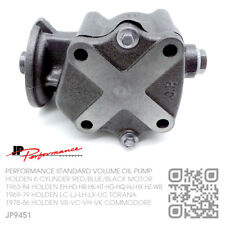 STD VOLUME OIL PUMP 6 CYL 161-173-186-202 MOTOR [HOLDEN HK-HT-HG-HQ-HJ-HX-HZ-WB]