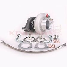 """Turbocharger Kinugawa 3"""" TD06SL2-20G Oil and Water-Cooled Triangle Inlet 450HP"""