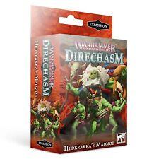 Pre order Warhammer Underworld Hedkrakka Madmob