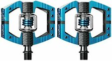 Pedales Crankbrothers Mallet e azul unica