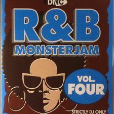 VARIOUS - R&B Monsterjam Vol 4 (Strictly DJ Only) - CD (mixed CD)