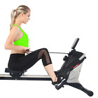 Heavy Duty Rowing Machine Exercise Body Tonner Cardio Workout Weight Loss