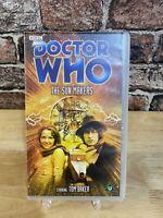 Doctor Who: The Sun Makers -vhs- Tom Baker