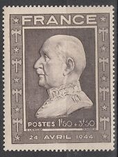 FRANCE TIMBRE  N° 606 ** MARECHAL PETAIN