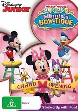 Mickey Mouse Clubhouse - Minnie's Bow-Tique (DVD, 2011)