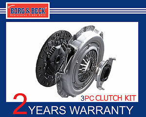 FOR MORRIS MINOR 1.1 1098CC NEW BORG & BECK CLUTH DISC COVER PLATE BEARING KIT