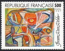 STAMP / TIMBRE FRANCE NEUF N° 2473 ** TABLEAU ART / OEUVRE DE BRAM VAN VELDE