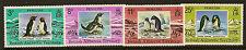 BRITISH ANTARCTIC TERRITORY : 1979 Penguins  unmounted mint SG89-92