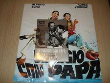 DVD N° 3 I GRANDI SPECIALI DI ALBERTO SORDI IN VIAGGIO CON PAPA'