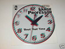 "LARGE PROFESSOR bout that time / liveguy saga 12""RECORD"