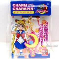 Moon Stick SAILOR MOON 20th Anniversary ear phone Jack Charm Authentic BANDAI