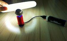 BOBINA Tesla più piccolo Kit + Power Bank per la trasmissione wireless Esperimento
