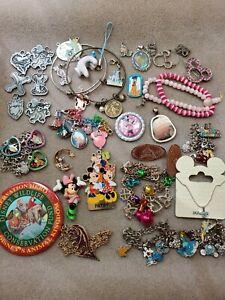 Disney Jewelry.  Lot July043