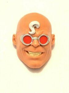 Marvel Legends STRONG GUY BAF HEAD PART ONLY Loose From Blue X-men Deadpool Wave