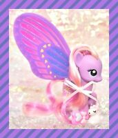 "❤️My Little Pony 3"" Brushable Glitter Glimmer Wings DAISY DREAMS 2012 MLP G4❤️"