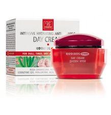 Rooibos Day Cream Hydrating Anti-Wrinkle Natural Rose Q10 Argan Oil