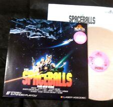 MEL BROOKS' SPACEBALLS JAPAN HERALD PONY ORIG LASER DISC