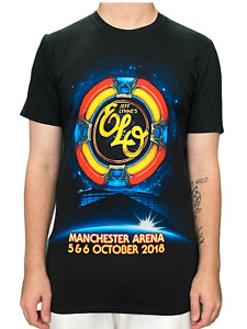 Electric Light Orchestra Tour Unisex Official T Shirt Brand New Various Sizes