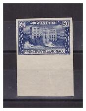 MONACO . N° 58.    50 c   BLEU  ND  NEUF   (*). SUPERBE