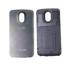 Tapa Trasera Samsung Galaxy Nexus i9250 Negro Original Usado