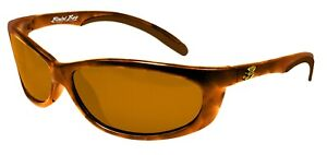 Bimini Bay Polarized Sunglasses T-BB1-A Amber Lens Fishing Beach Outdoors