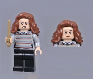 Lego Harry Potter Hermione Granger GENUINE Minifigure From Set 75967 *NEW*