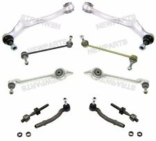 NEW BMW E39 525i 528i 530i 97-03 Front L+R Control Arm Kit with Tie Rods Karlyn