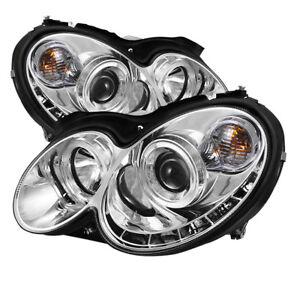 For 2003-2006 Mercedes CLK500 Headlight Bulb Low Beam Hella 45351DW 2004 2005