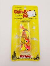 6 Northland Gum-Ball Sink'n Fishing Jigs RHT5  3/8oz
