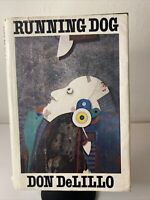 Running Dog by Don Delillo (1978) 1st Printing Hardcover Novel 1st Edition