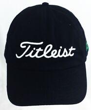 TITLEIST BEAR CREEK GOLF CLUB  HAT CAP BLACK EMBROIDERED PALMER STRAPBACK