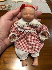 "Bountiful Baby 7"" soft silicone vinyl reborn doll (Precious)"