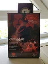 ROBIN DIMAGGIO ´Planet Groove´ DVD Schlagzeug Drum DVD