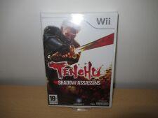 Tenchu Shadow Assassins Nouveau Scellé Nintendo Wi Pal