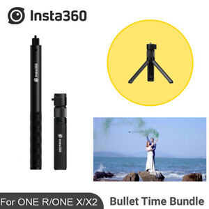 Insta360 ONE R/OneX/ONE X2 Bullet Time Selfie Stick Tripod Invisible Accessories