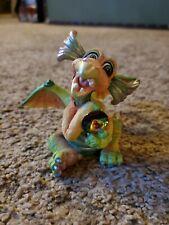 Franklin Mint Mood Dragons Happy Limited Edition Figurine